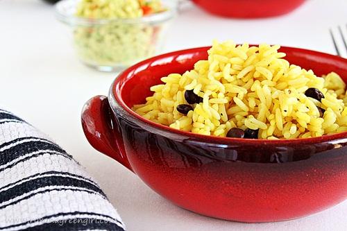 baked rice and beans | roxanashomebaking.com