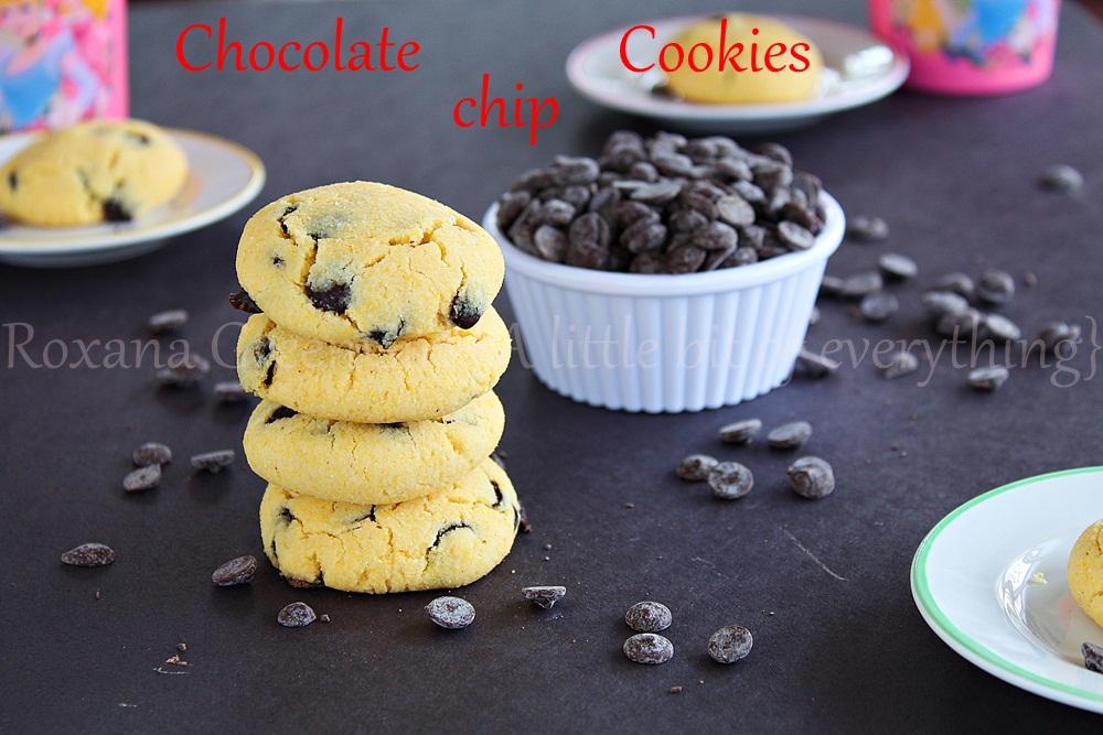 chocolate chip cookies | roxanashomebaking.com