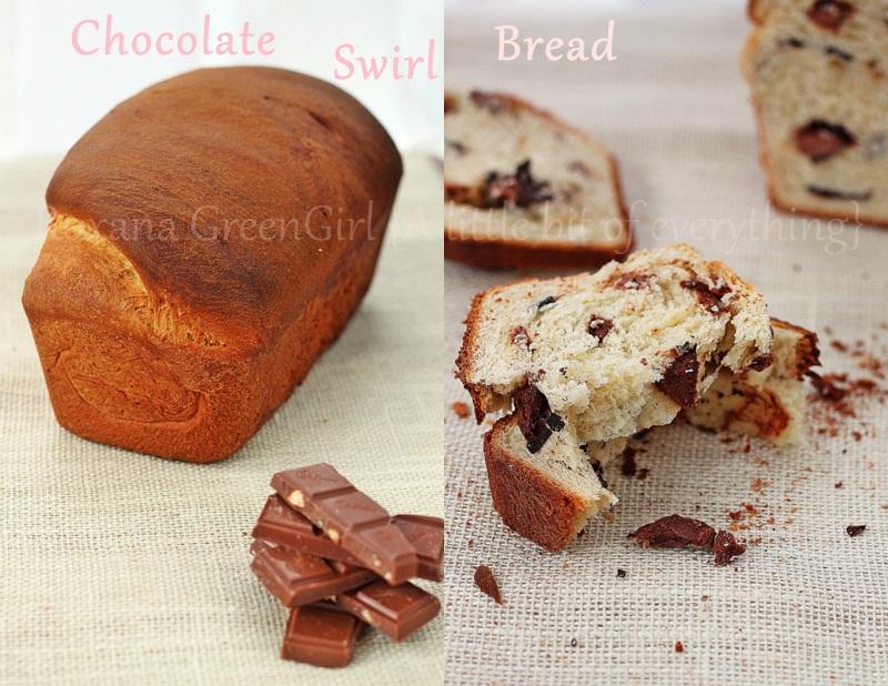 Chocolate Swirl Bread | roxanashomebaking.com