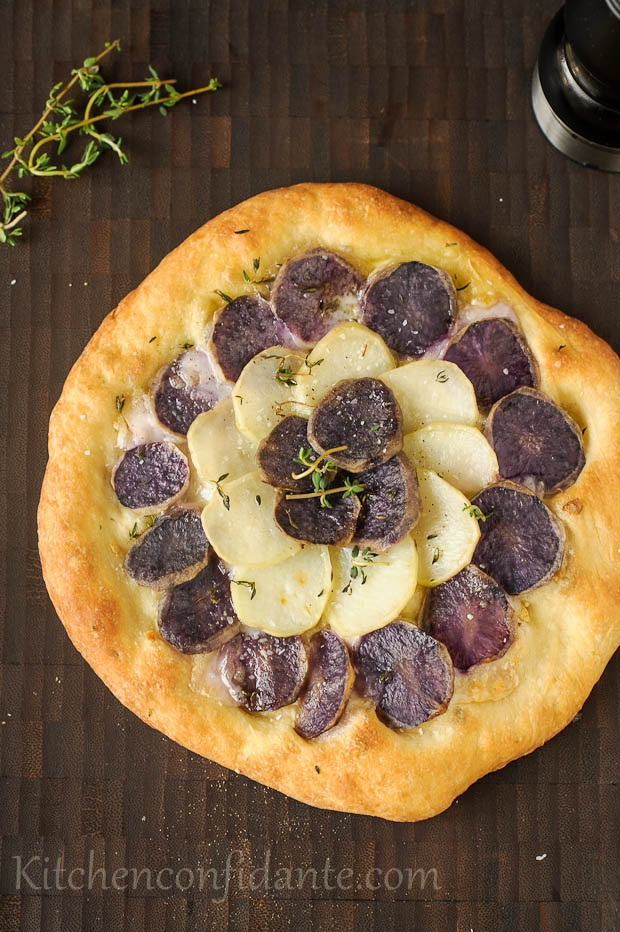 Potato Pizza _ Kitchen Confidante