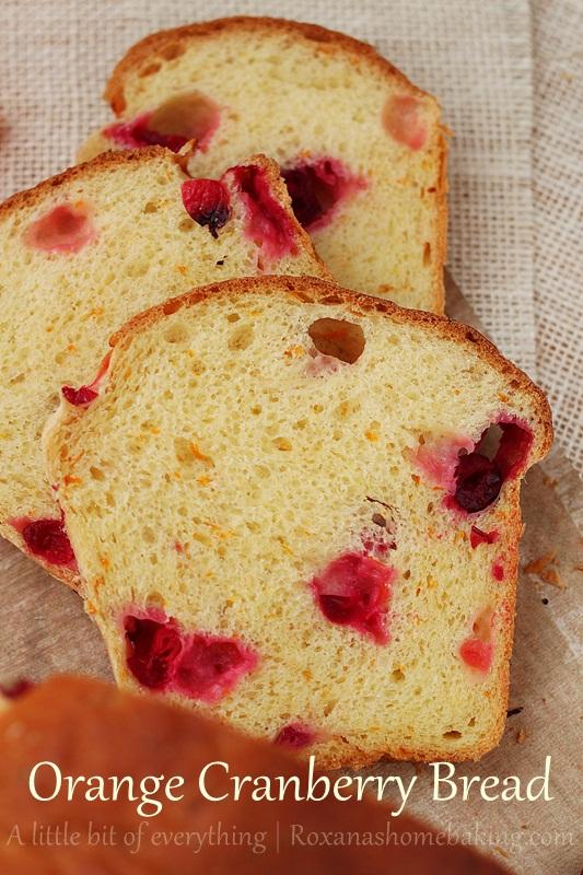 orange cranberry bread   roxanashomebaking.com/