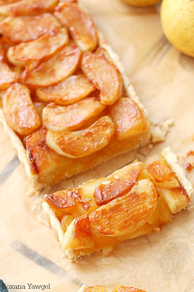 apple dulce de leche tart recipe 2
