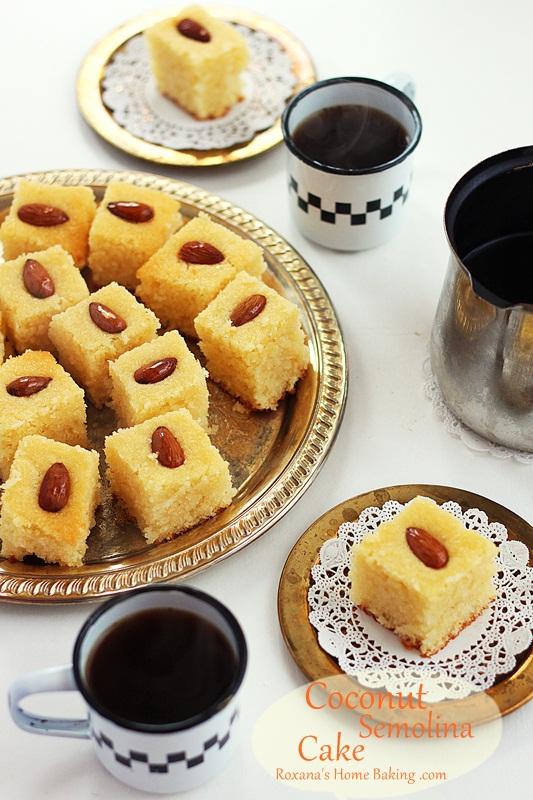 Coconut-Semolina-Cake-Roxanashomebaking