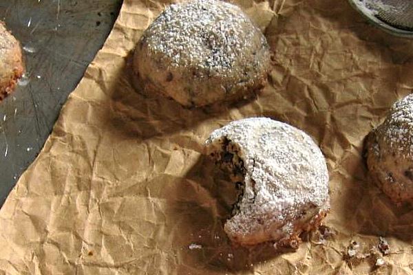 Chocolate Rum Snowballs