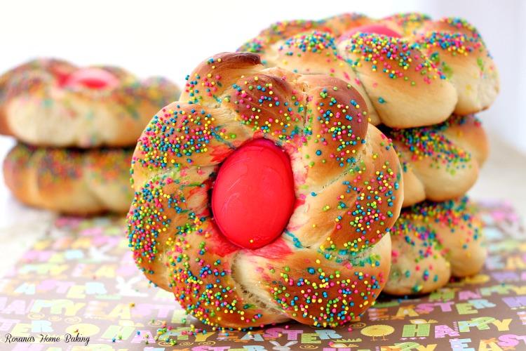 Pane Di Pasqua Italian Easter Bread Recipe