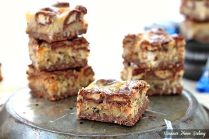 Coconut kisses chocolate bars