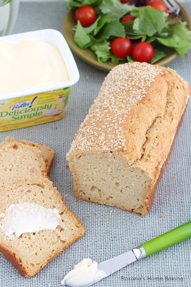 1 hour dinner bread