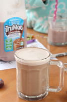 TruMoo hot chocolate with mini marshmallows + $500 gift card giveaway