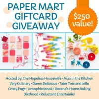 $250 Paper Mart Gift Card Giveaway!