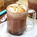 caramel hot cocoa recipe