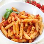 penne with Sicilian pesto recipe 1