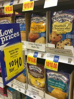 Martha White® baking mixes at the local Kroger