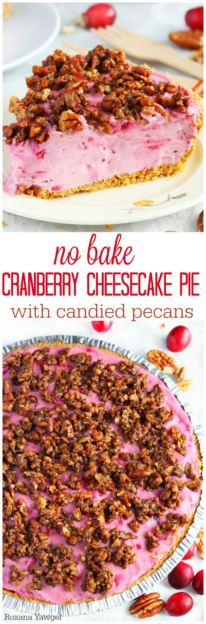 Canned Cranberry Cake Filling