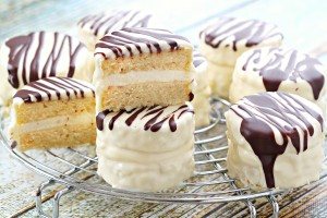 Copycat zebra cakes recipe (made completely from scratch)